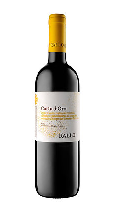 """Sicilia DOC """"Carta d'Oro"""" - Rallo"""