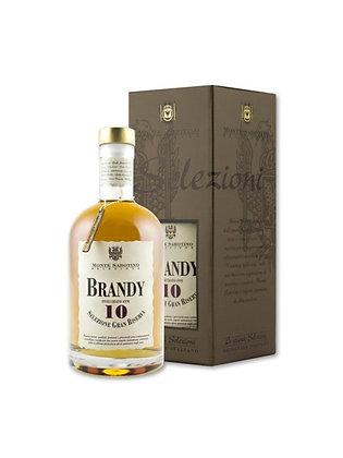 MONTE SABOTINO - Brandy Gran Riserva 10 anni