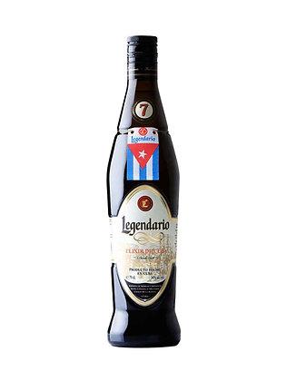 Legendario Rum Elixir de Cuba 7 Years