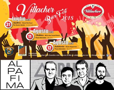 Villacher beer fest - Alpafima