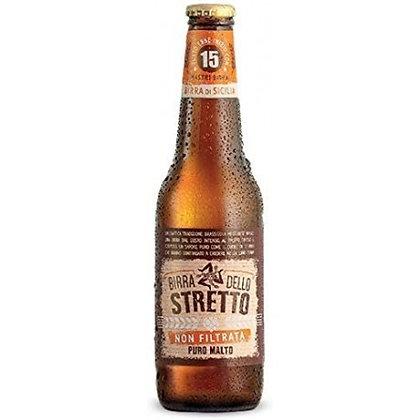 Birra dello Stretto Non Filtrata
