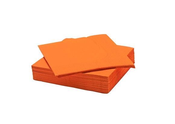 Tovaglioli in puro TNT- arancione