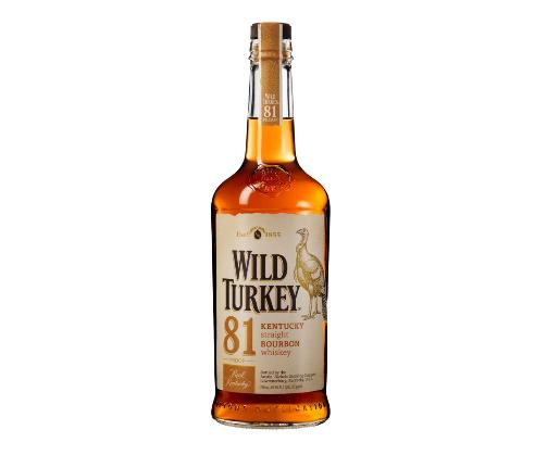 Kentucky Straight Bourbon Whiskey - Wild Turkey
