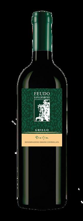 Feudo San Giorgio - Grillo D.O.C. SICILIA