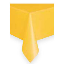 Tovaglia in puro TNT - giallo