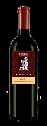 Feudo San Giorgio - Nero D'Avola D.O.C. SICILIA