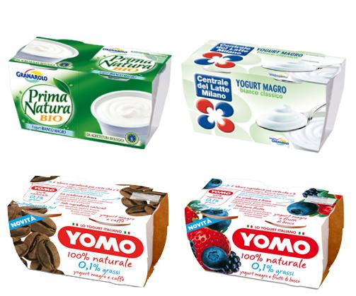 Granarolo - Yogurt Magri