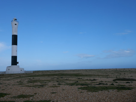 25 View of Dungeness