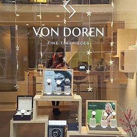 Von Doren Brand store Oslo