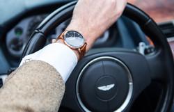Von Doren klokke Aston Martin