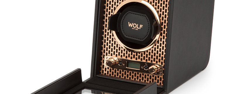 WOLF - Axis Single Winder