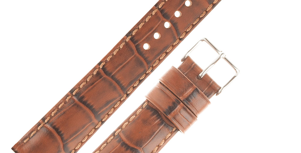 Brown Sandalo Leather Strap