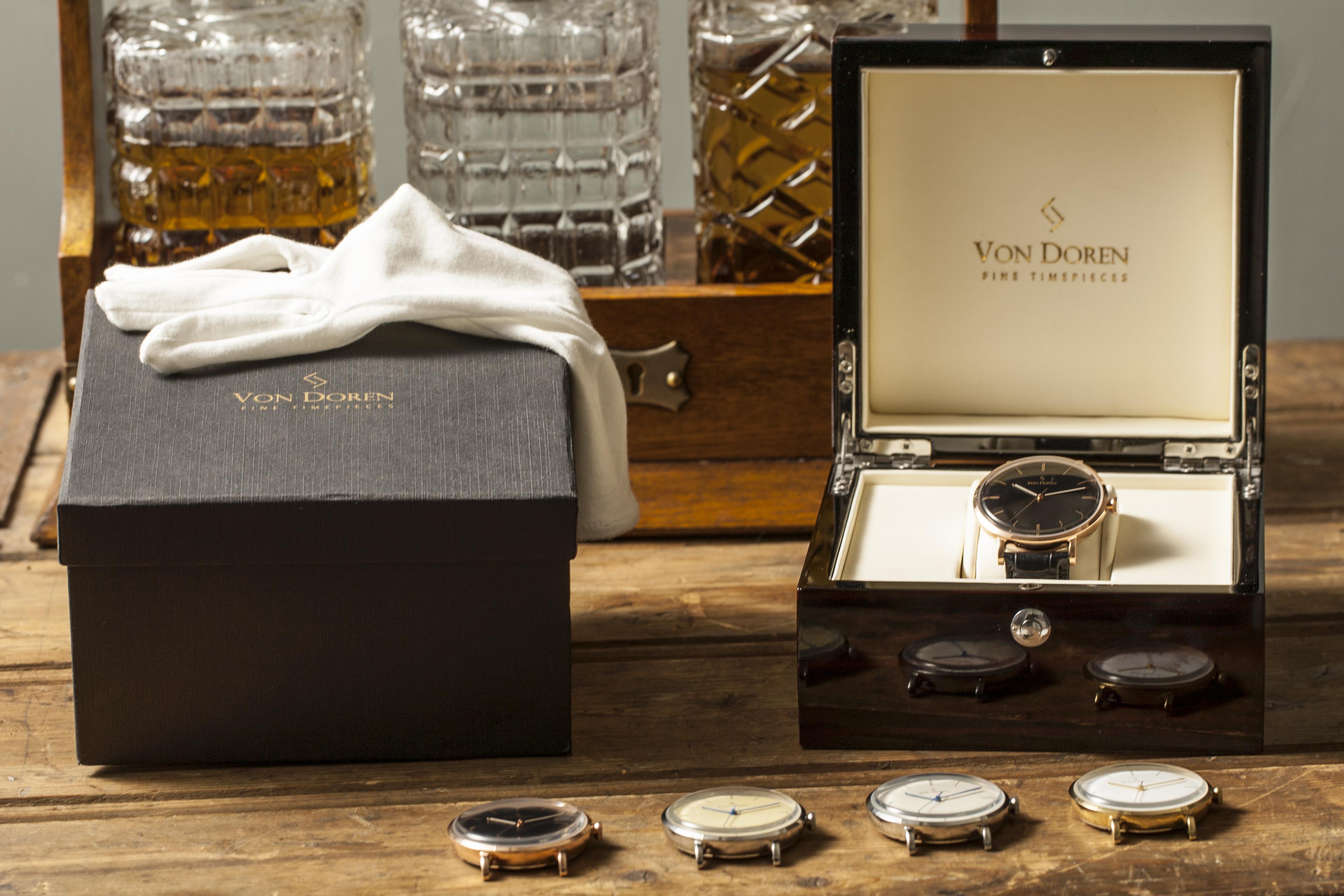 Von Doren watch box