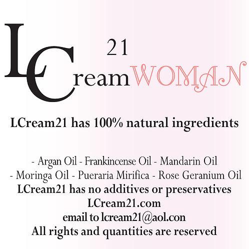 LCream21 Woman 50gr