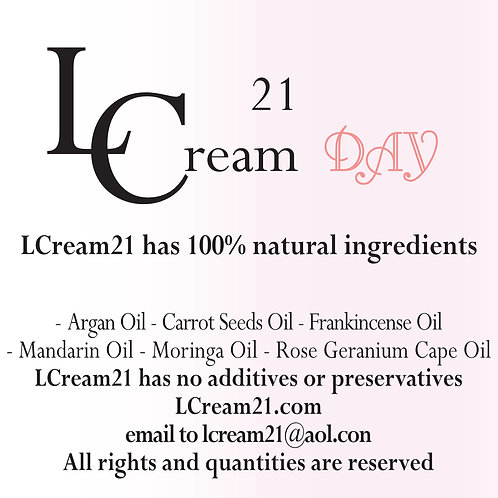 LCream21 Day 50gr