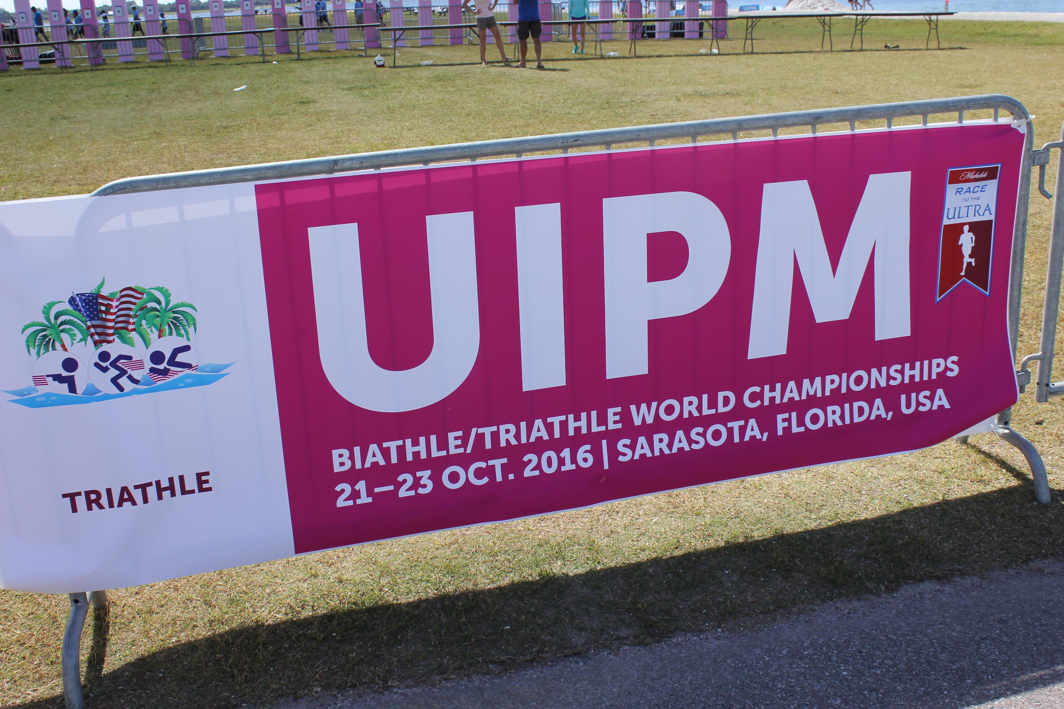 Biathle World Championships 2016