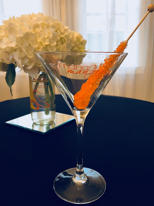 Martini Glass Favor Package
