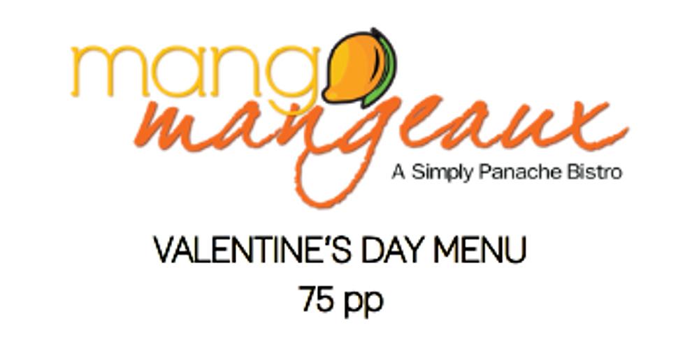 Mango Mangeaux Valentine's Day 2020