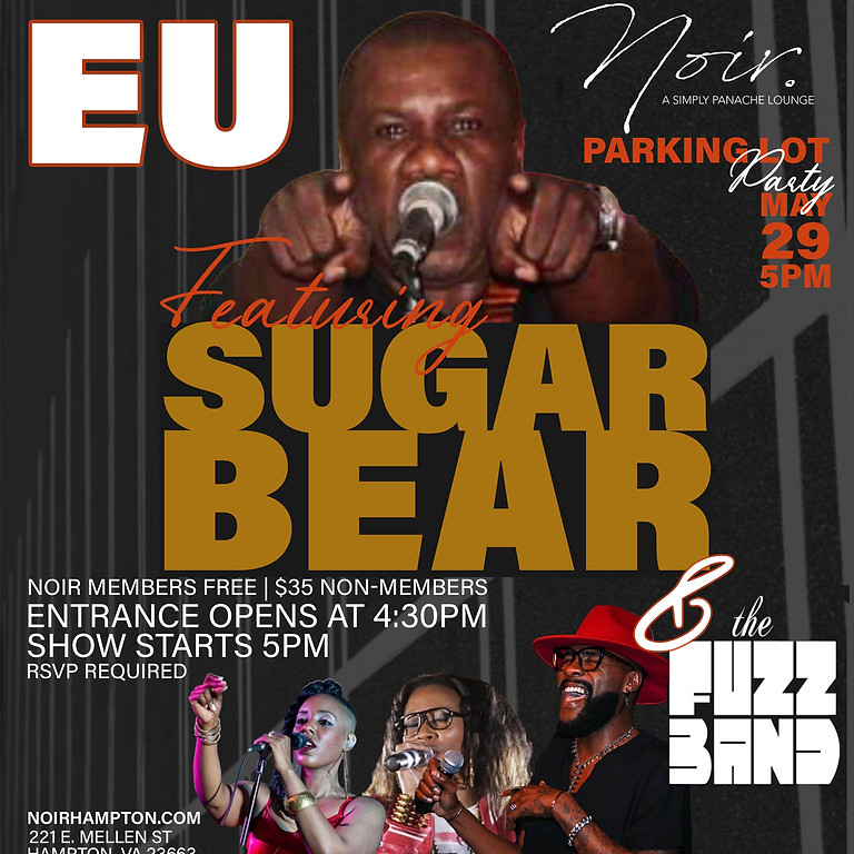 PARKING LOT PARTY | EU ft Sugar Bear and The Fuzz Band