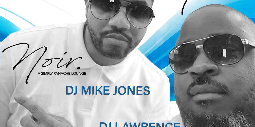 NOIR THURSDAY NIGHT: TWO DJs ARE BETTER THAN ONE!