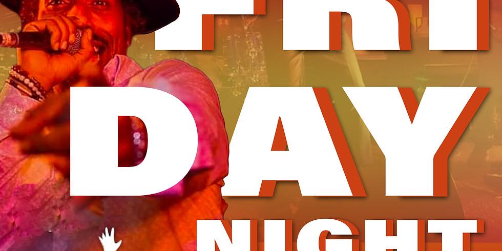NOIR FRIDAY NIGHT W/ UNITED SOULS