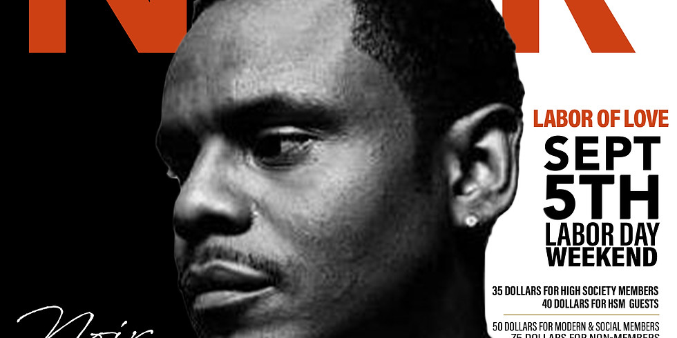 LABOR DAY WEEKEND LABOR OF LOVE w/ CARL THOMAS