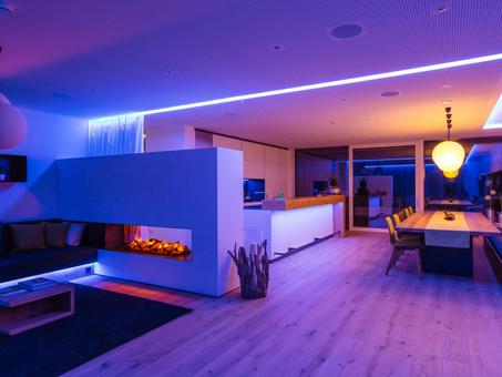 Loxone Smart lighting - Giải pháp chiếu sáng thông minh