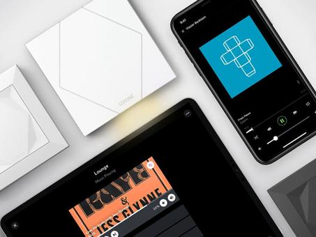 Mang không gian âm nhạc đỉnh cao vào nhà với Loxone Multi-media