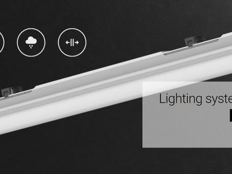 Giải pháp chiếu sáng công nghiệp mới nhất của Trevos: INNOVA