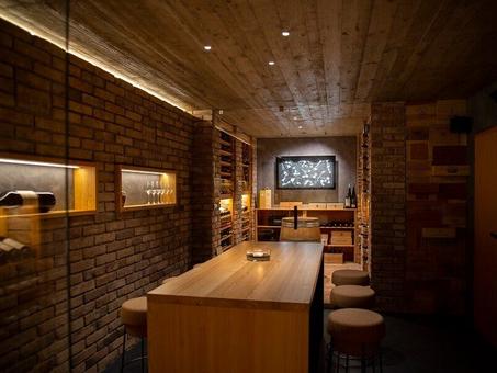 Hầm rượu sang trọng, thông minh xứng tầm đẳng cấp gia chủ với Loxone Smart Home Châu Âu