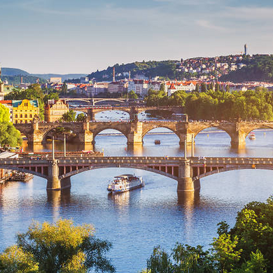 Praha vừa được bình chọn là một trong những thành phố đẹp nhất thế giới
