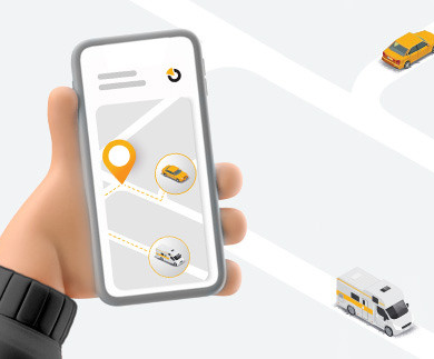 Make your life easier by the simple monitoring of car trips, loads and drivers