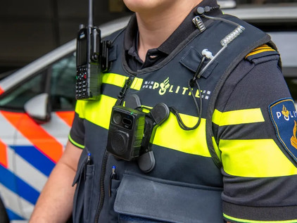 The Dutch Police selects bodycams from Zepcam