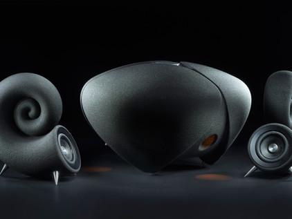 DEEPTIME.LIMITED IONIC SOUND SYSTEM BỘ LOA CAO CẤP IN 3D TỪ CÁT CHỈ1618 BỘ TRÊN TOÀN CẦU