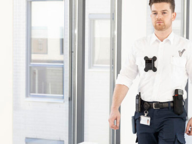 Feel safer in hospitals due to Zepcam bodycam