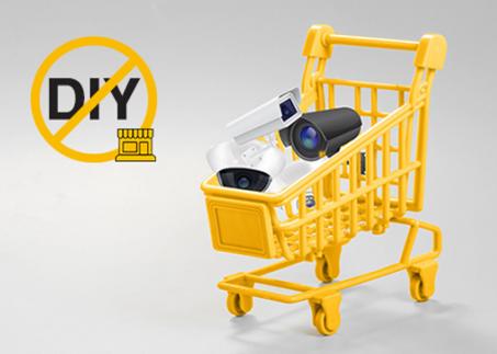 Tại sao không nên mua thiết bị báo động trên mạng, giá rẻ hoặc loại tự lắp tại nhà DIY?