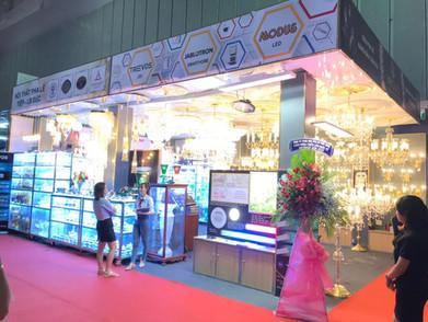 Eurostellar presented Top Czech Technologies in Vietbuild International Exhibition 2020 in Vietnam
