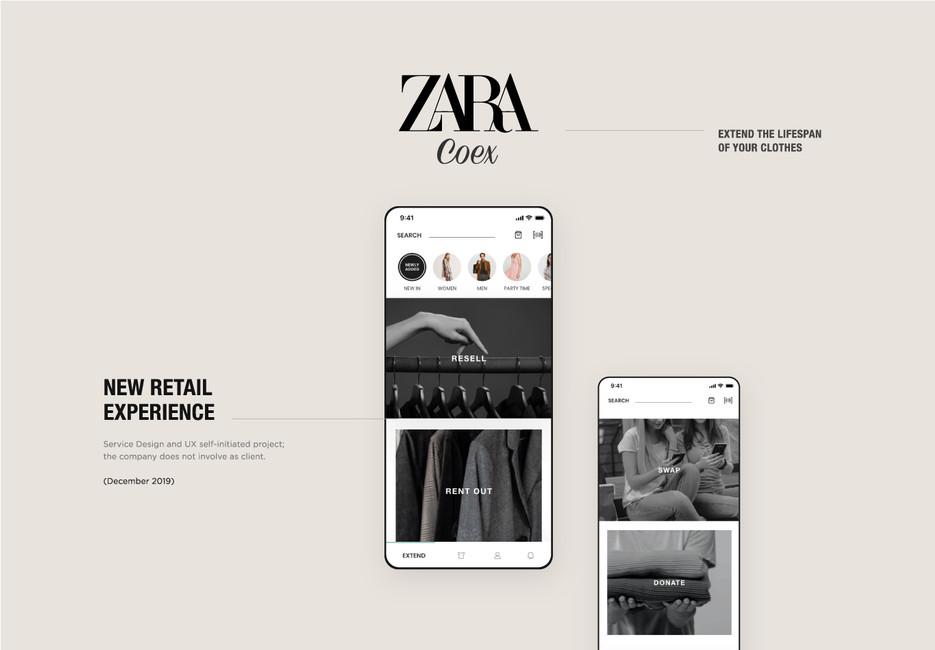 ZARA Coex – The New Retail Experience