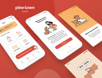 PawTown Service & UX Redesign Case Study