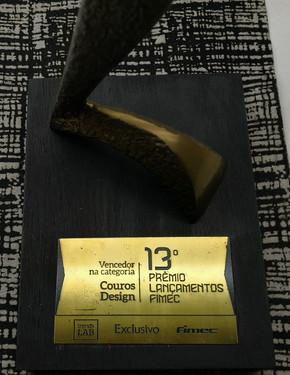 Prêmio  na FIMEC de Novo Hamburgo