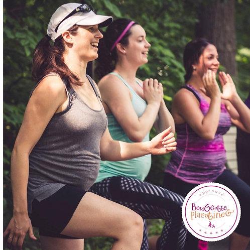 Ballon bédaine - Renforcer les muscles afin de prévenir tensions et douleurs