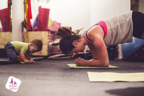 Bootcamp MOM - Entraînement en circuit pour travailler son endurance et