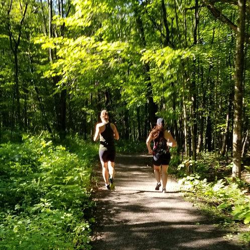Course à pied - initiation et retour à la course / rue