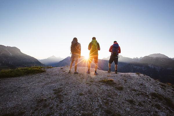 Hiking in Arlberg