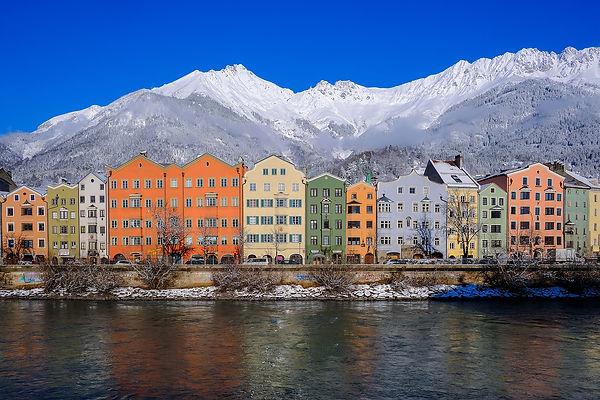 Reise nach Innsbruck