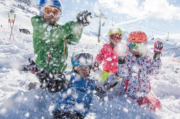 Kinderschneewochen in Warth am Arlberg
