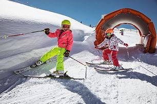 """Aktion """"Kinder-Schnee"""" in Warth am Arlberg"""