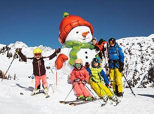 ✓Kinderskikurse in Warth am Arlberg