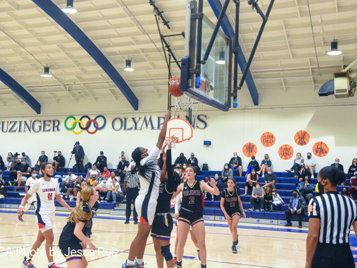 Lady Olympians on to CIF Semi Finals