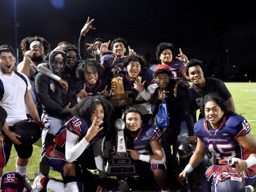 Olympians shut out Hawthorne to retain the Mayor's Cup